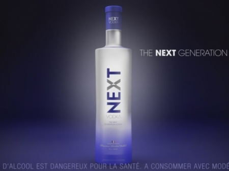 Next Vodka 3D