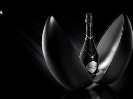 Colier champagne