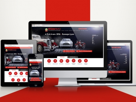 Campagne 3D Epoqu'auto 2017