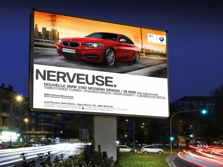 Campagne BMW