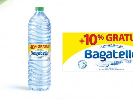 Étiquette Bagatelle