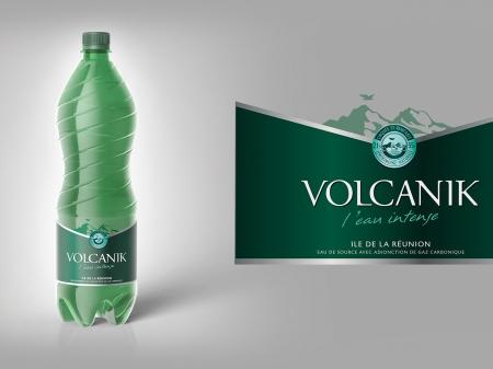 Etiquette Volcanik