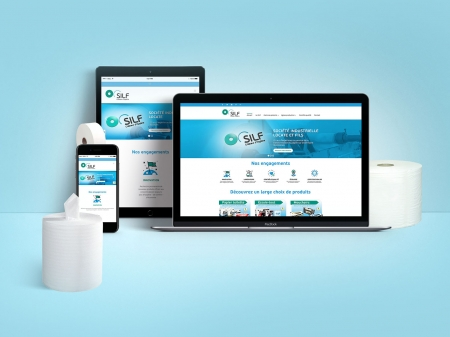Web design SILF