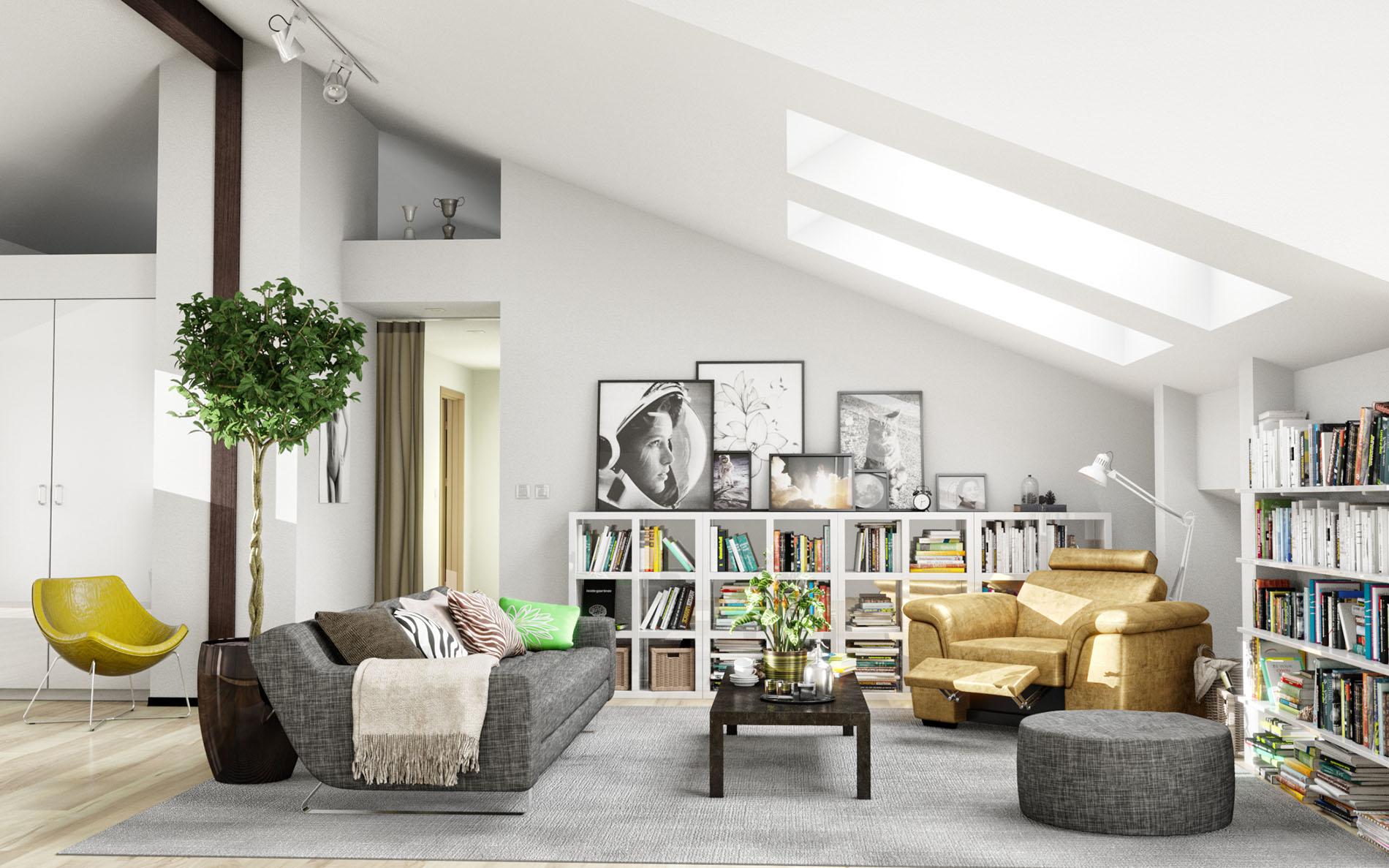 architecture int rieur 3d florian benedetto directeur artistique motion designer 2d 3d. Black Bedroom Furniture Sets. Home Design Ideas